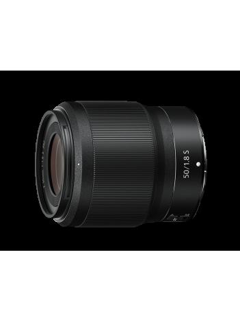 Obiectiv Mirrorless Montura Nikon Z 50mm f/1.8 S